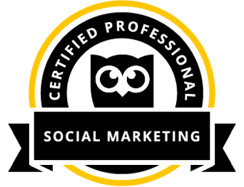 Hootsuite Professional Certified Social Marketing